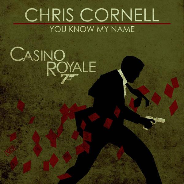 Chris Cornell Casino Royale