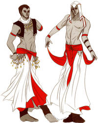 Assassin's Creed - Dance Habibi by Sukautto
