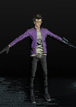 Travis Strikes Again NMH: Travis Touchdown