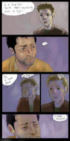 Why Castiel uses souls
