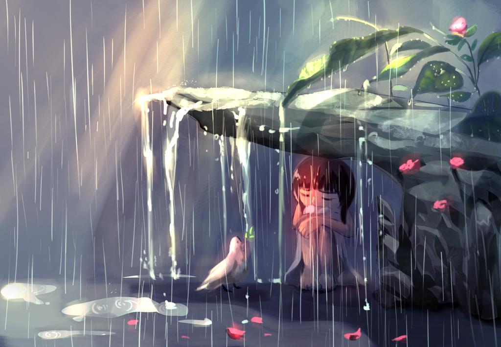 My Refuge by amidarosa