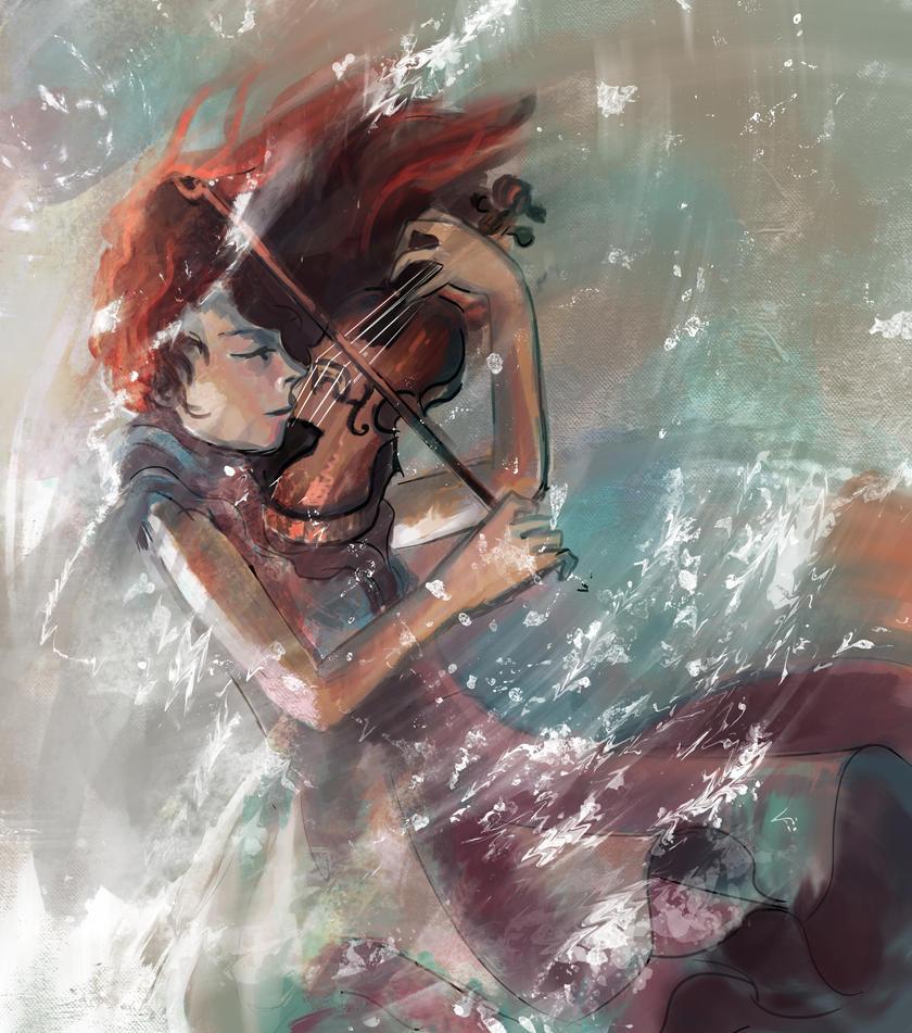 Prelude in E major by amidarosa