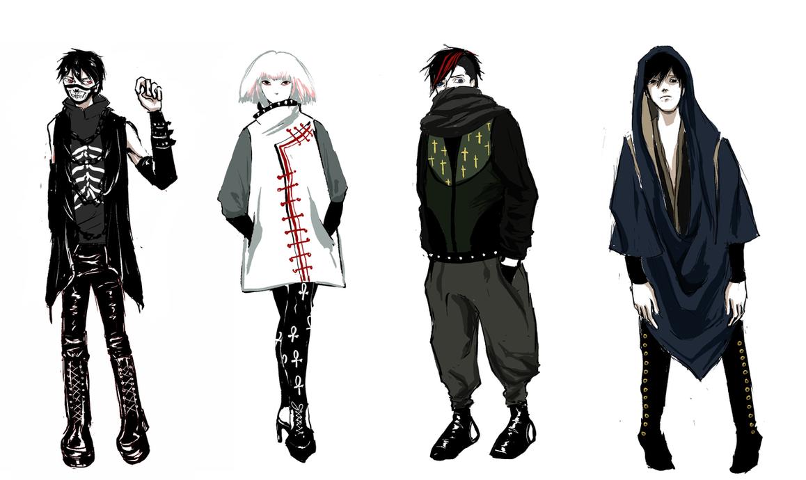 Reddit Street Goth Fashion