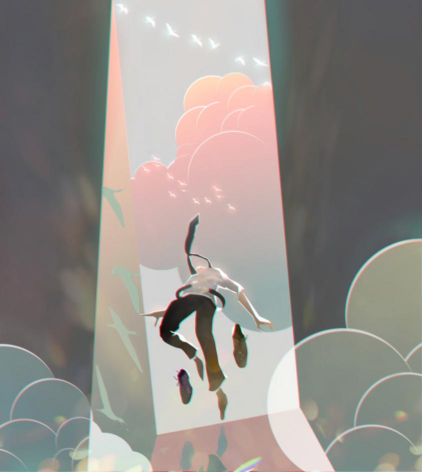 Leap of Faith by amidarosa
