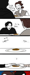 The Last Cookie On The Plate by amidarosa