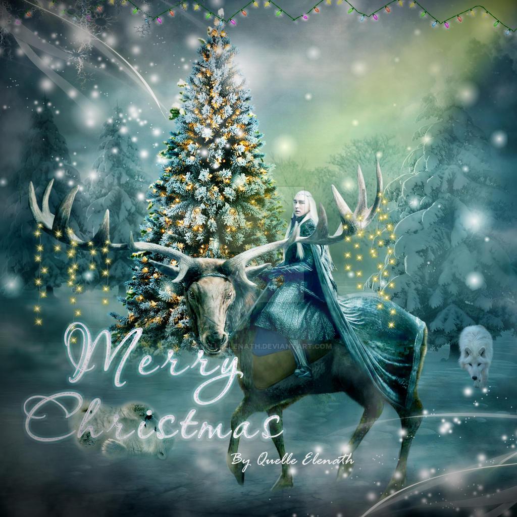 MERRY CHRISTMAS MY WATCHER