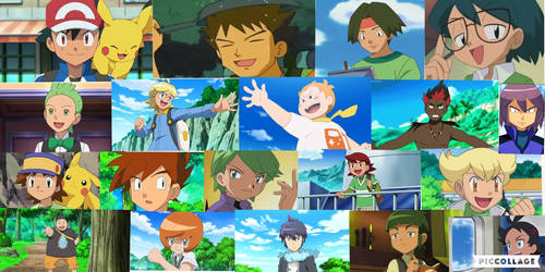 Male Traveling Companions On Pokefans And More Deviantart