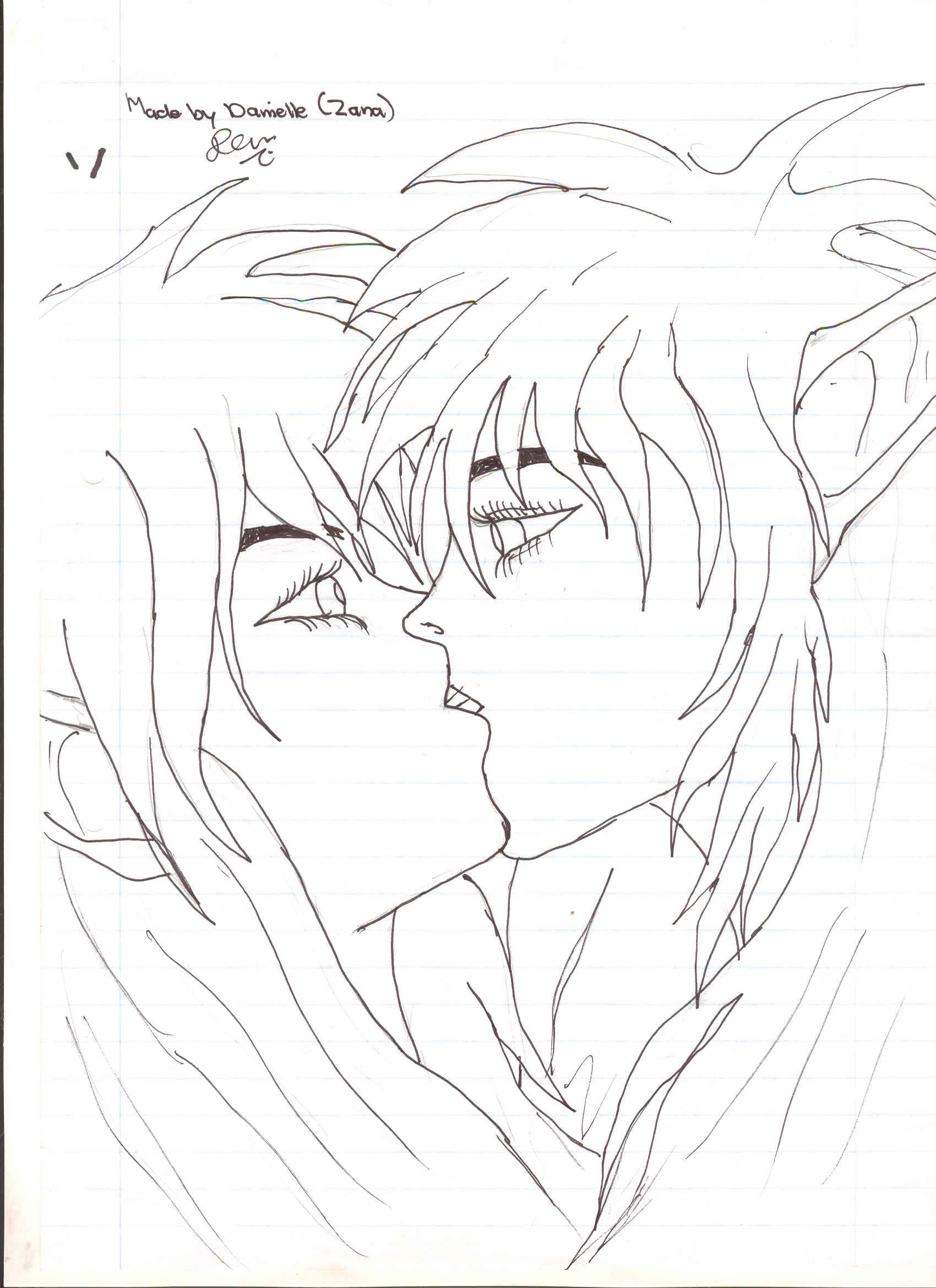 Couple kissing drawing drawing kissing easy drawing o