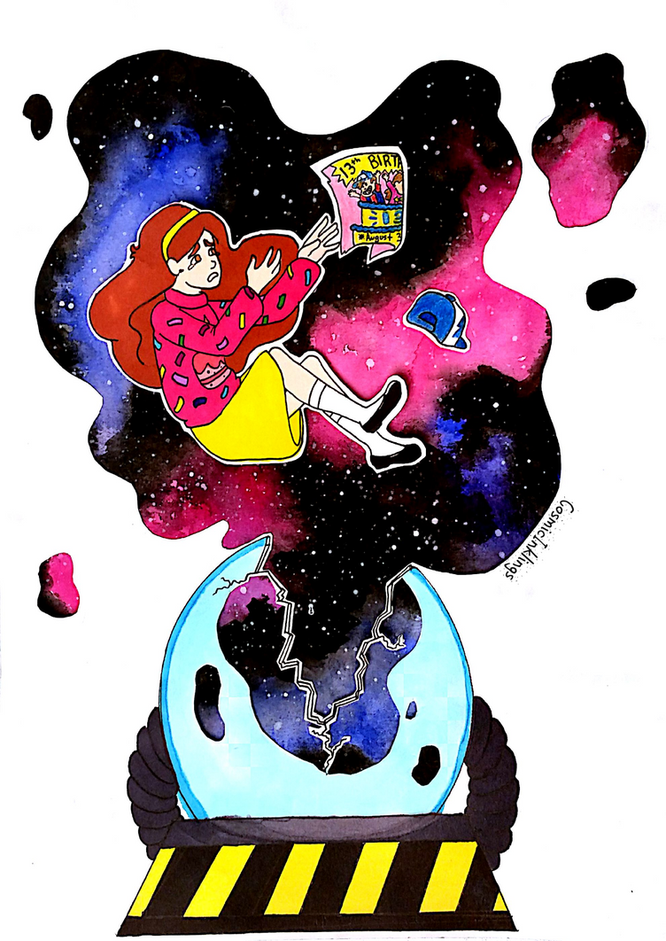 Mabel's Rift by IntergalacticOctopus