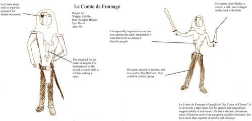 Le Comte de Fromage