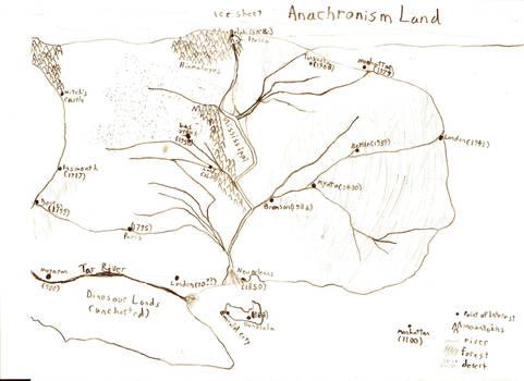 Anachronism Land