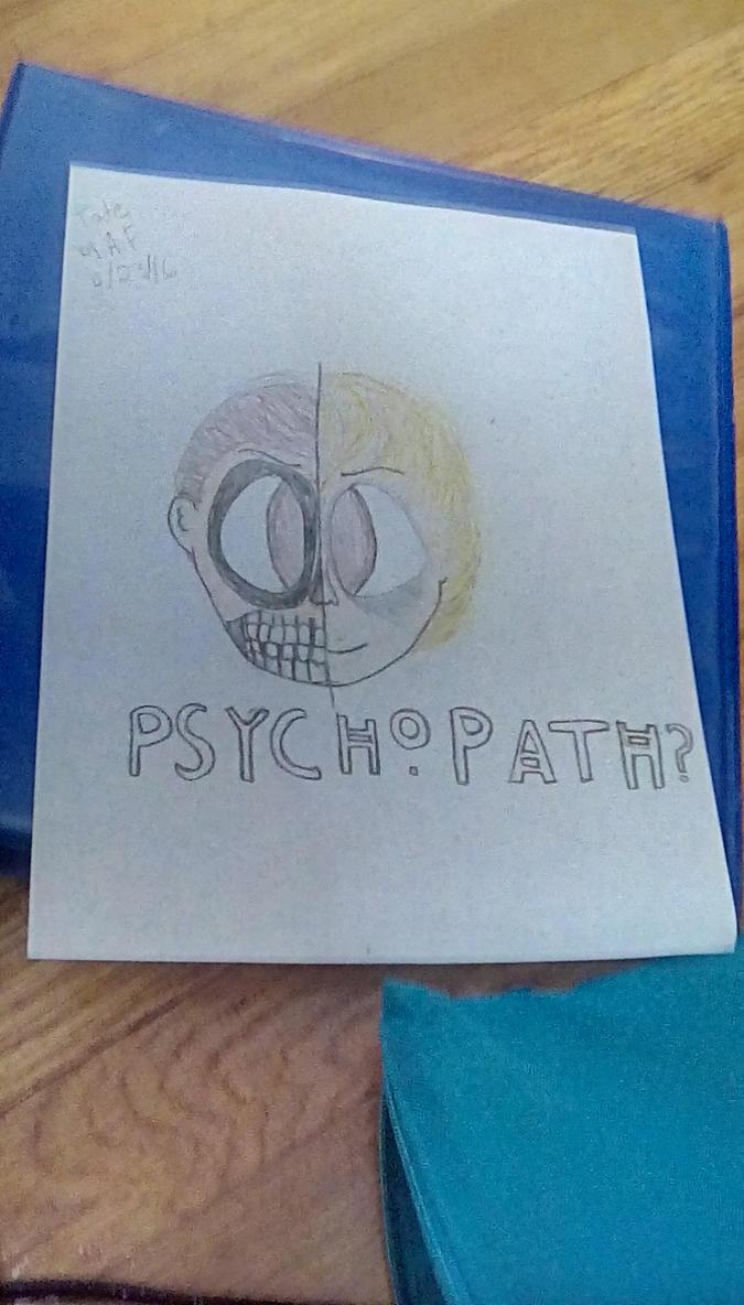 American Horror Story Tate by childsplayfan