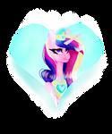 Princess Cadence (MLP) (+speedpaint)