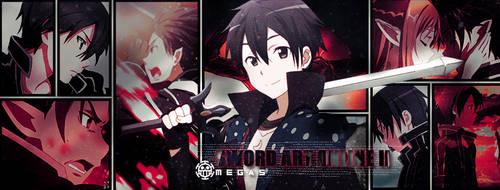 SAO II Kirito (Manga Style) Cover by Omegas82128