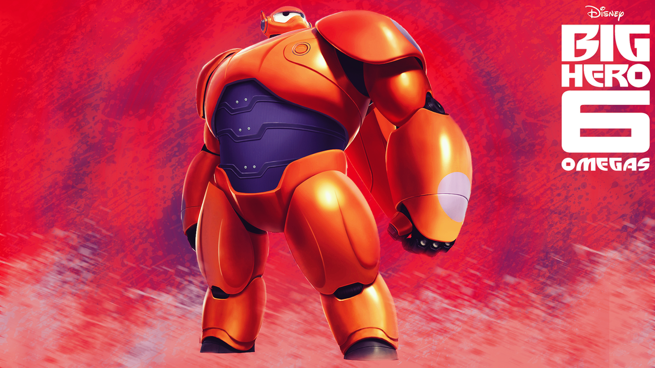 Big Hero 6 1080p Wallpaper by Omegas82128 on DeviantArt