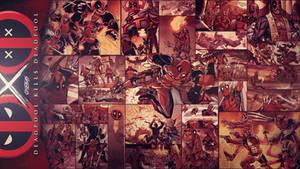 Deadpool kills Deadpool - 1080p - wallpaper