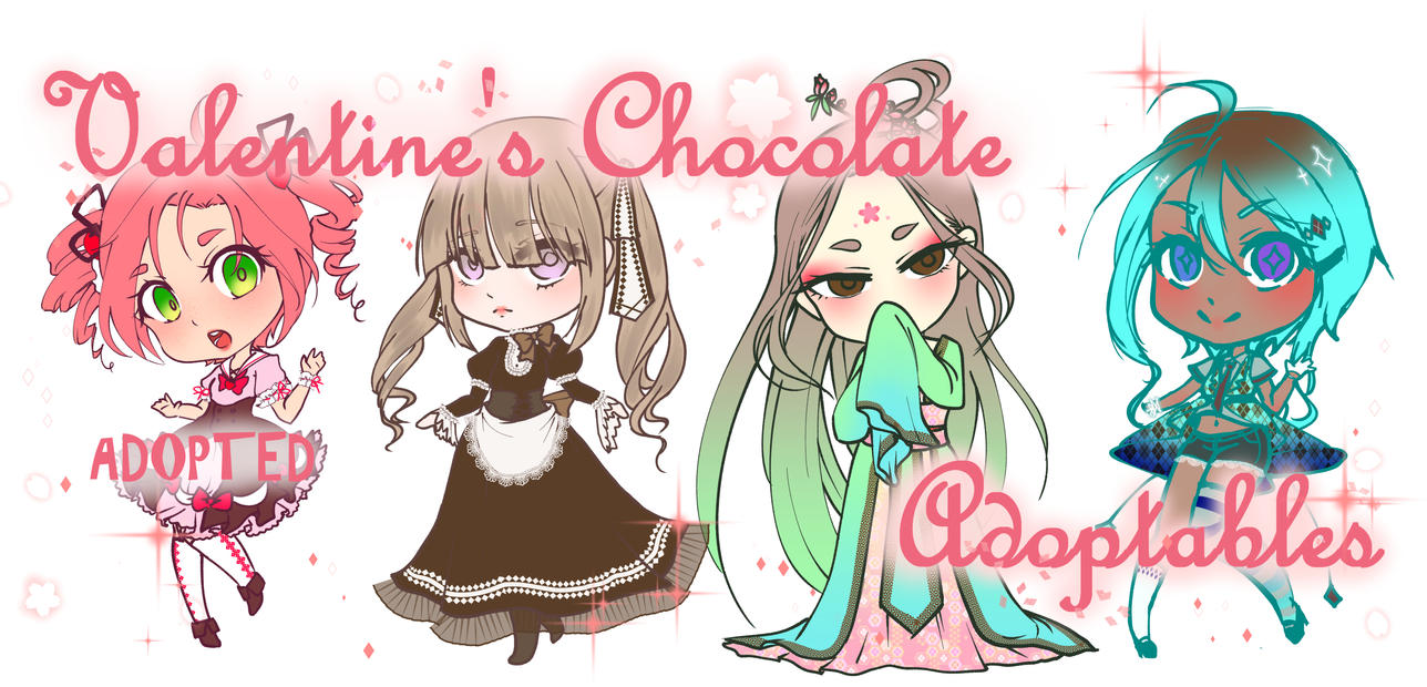 Choco Adopt [OPEN] by roseycrystals730