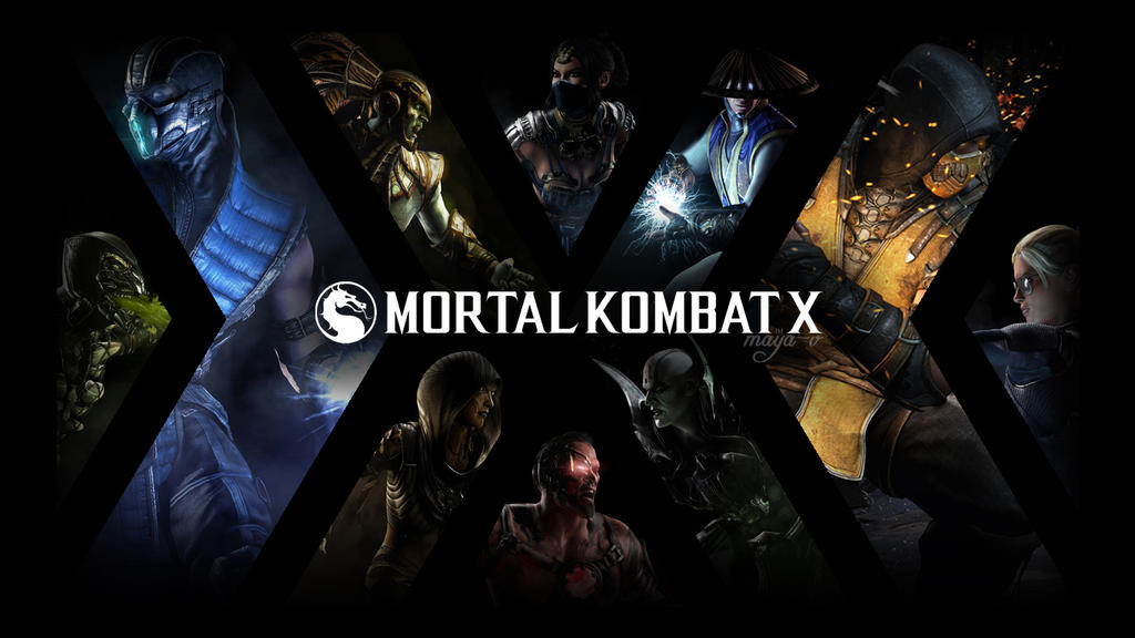 42 Hd Raiden Wallpaper On Wallpapersafari: Mortal Kombat X Wallpaper By Maya-v On DeviantArt