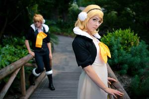Rin + Len - Gemini