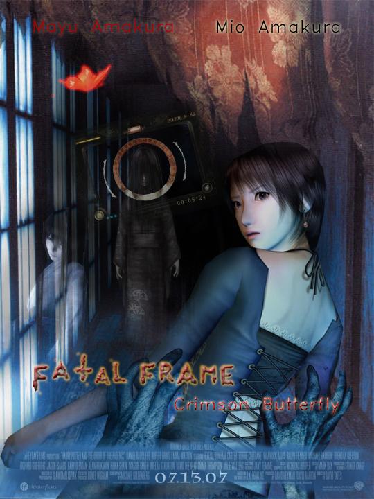 Fatal Frame Movie Poster by puppetki11er on DeviantArt