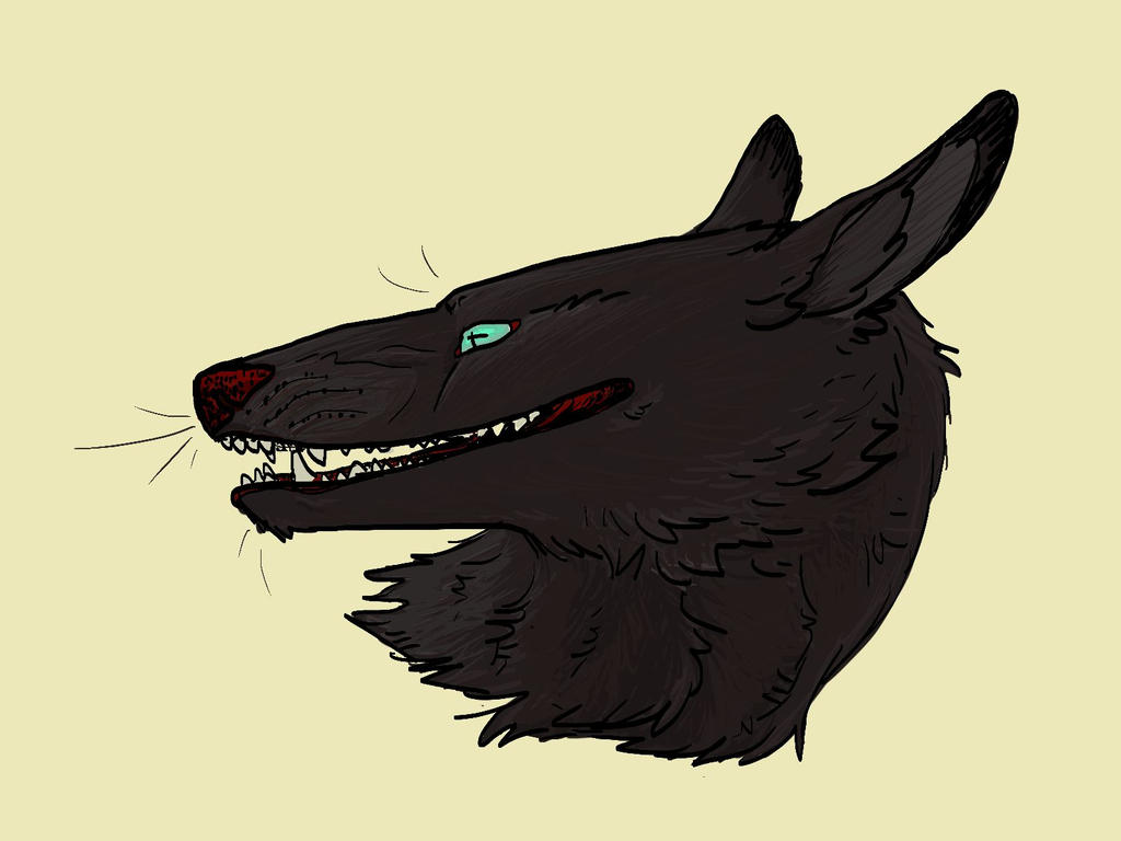 Wolfy by ThizWillBeBoring