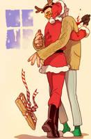 Merry Christmas! by Gwajang
