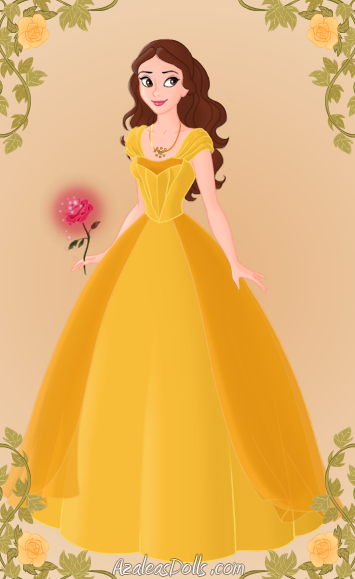 Beauty And The Beast 2017 Belle Ballgown By FrontierGirl661