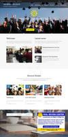 Negros College Web Design