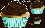 Cupcakes- Chocolate