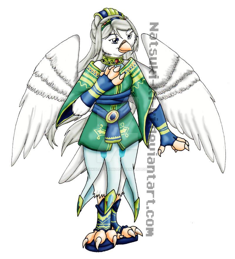 Avril Dove by Inkblot-Rabbit
