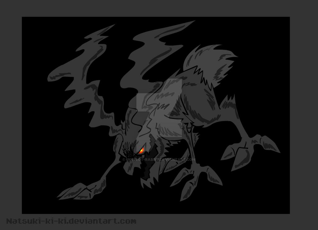 Nightmare Lapine by Inkblot-Rabbit