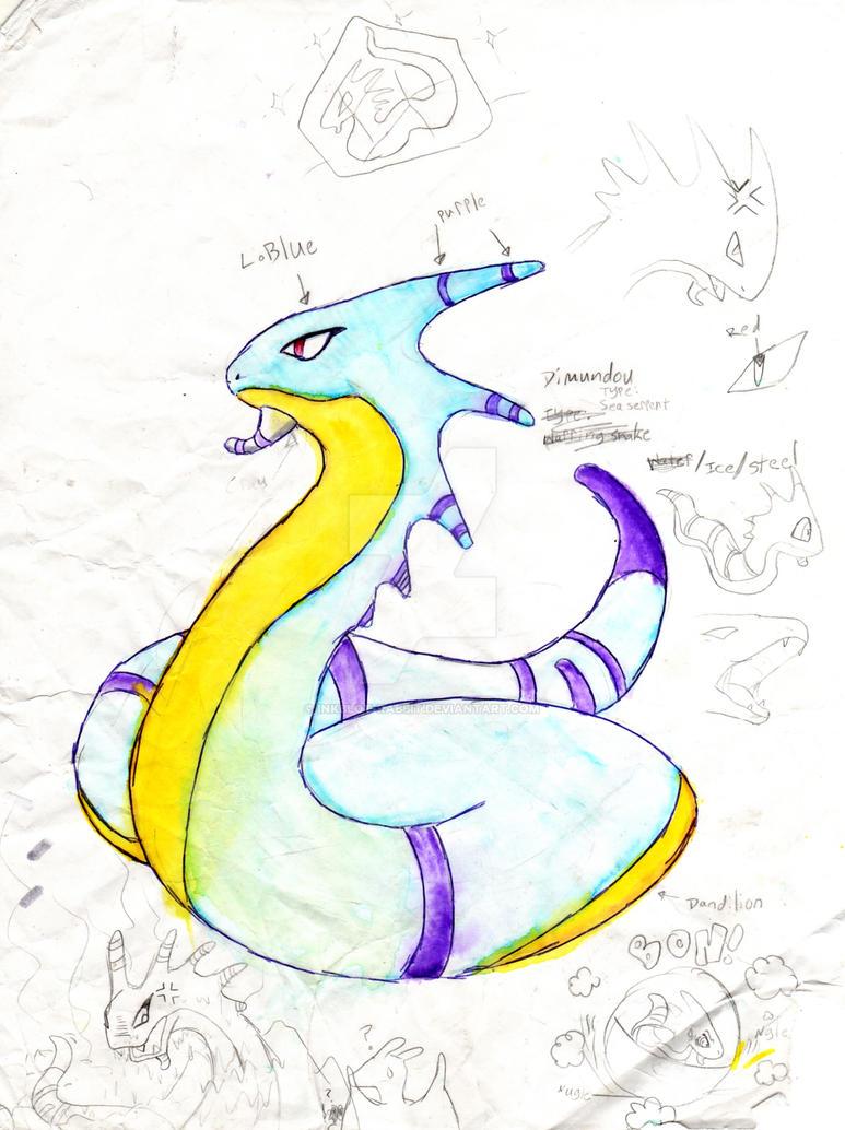 Fake PKMN-Bootleg Fanart by Inkblot-Rabbit