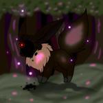 Simple Unownvee Animation by Inkblot-Rabbit