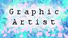 Graphic Artist Stamp by Chiffon-Dream