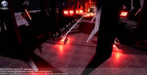SW KotOR 2 The Ravager in UE4 by jamyzgenius