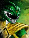 Green Ranger Best Ranger