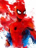 Spiderling by ladystarsocks
