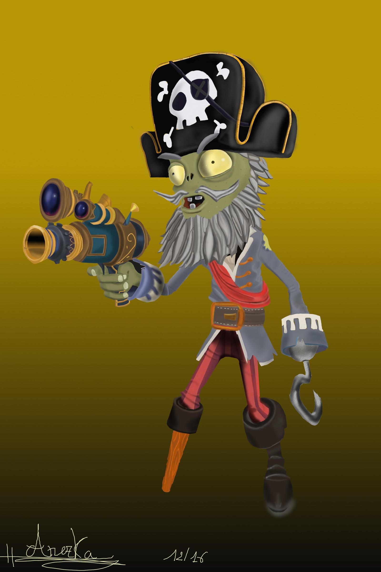 pirates vs zombies 2