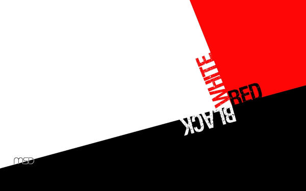Black Red And White Wallpaper By IMdotMS On DeviantArt