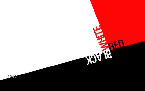 black red and white wallpaper by imdotms on deviantart. Black Bedroom Furniture Sets. Home Design Ideas