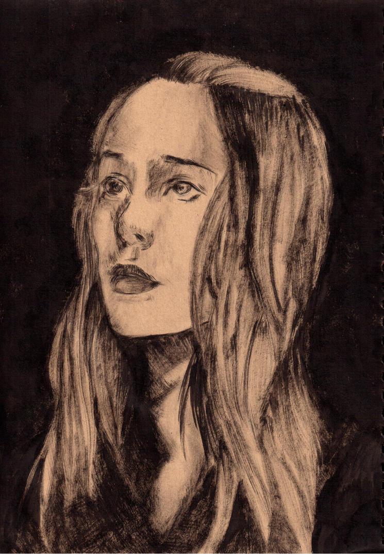 Olenka by Lyczka