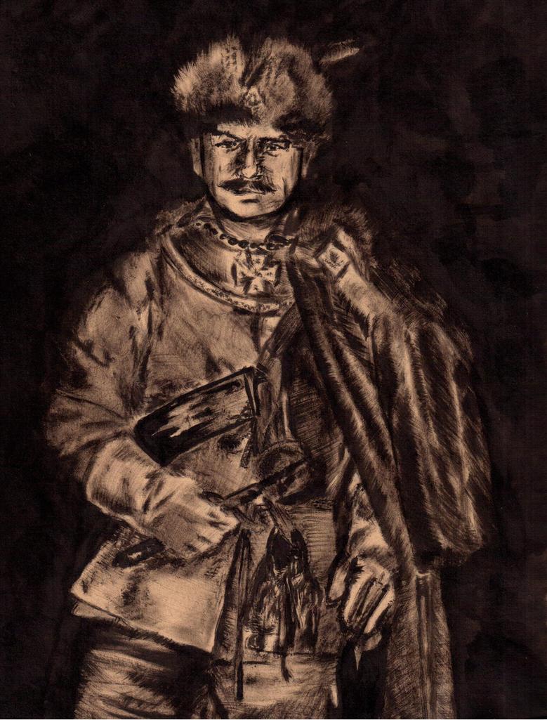 Wolodyjowski by Lyczka