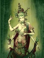Ganesha by diegobedrosian