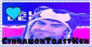 CinnamonToastKen Stamp by XxXLovelyKitty15XxX