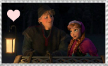Frozen - Kristoff and Anna Stamp by XxXLovelyKitty15XxX