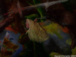 Dragon Fight: Talia closeup by dchmelik