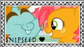 (Gift) Snipseed stamp by Luff14