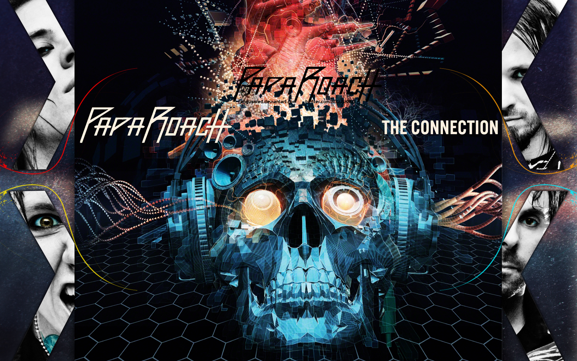The Connection Papa Roach The Connection