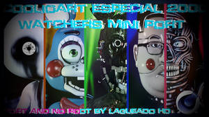 (Cinema4D-FNAF) CoolioArt Especial 2k Mini Port by LagueadoHDYT