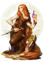 Freya by Noxypia